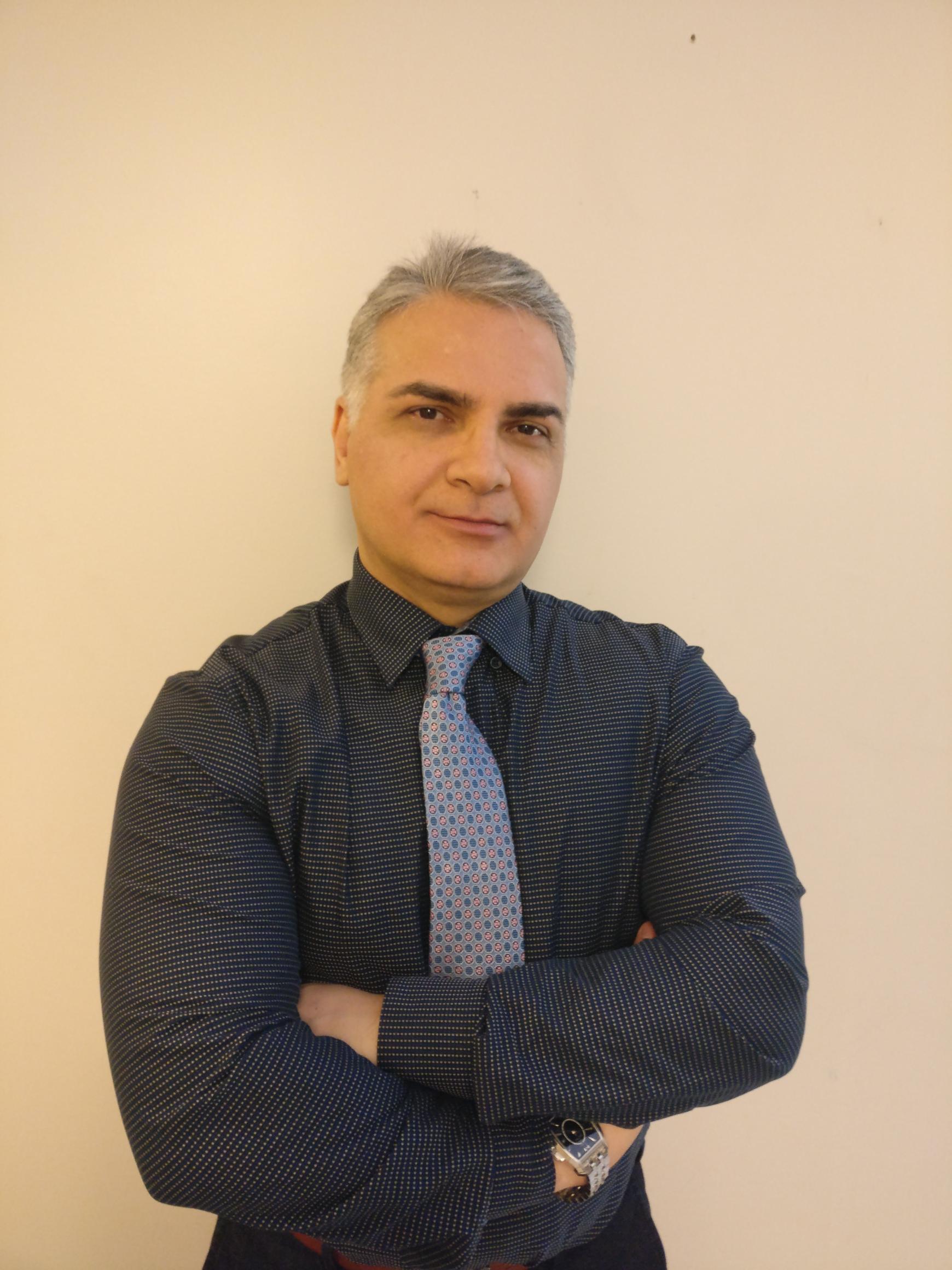 Reza Akhlaghi